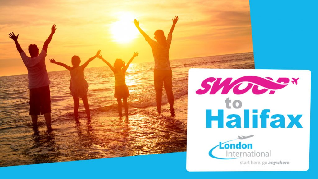 SWOOP ADVENTURE #1: Win a Family Vacation to Halifax! - Easy 101 3