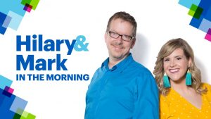 Mornings with Hilary & Mark