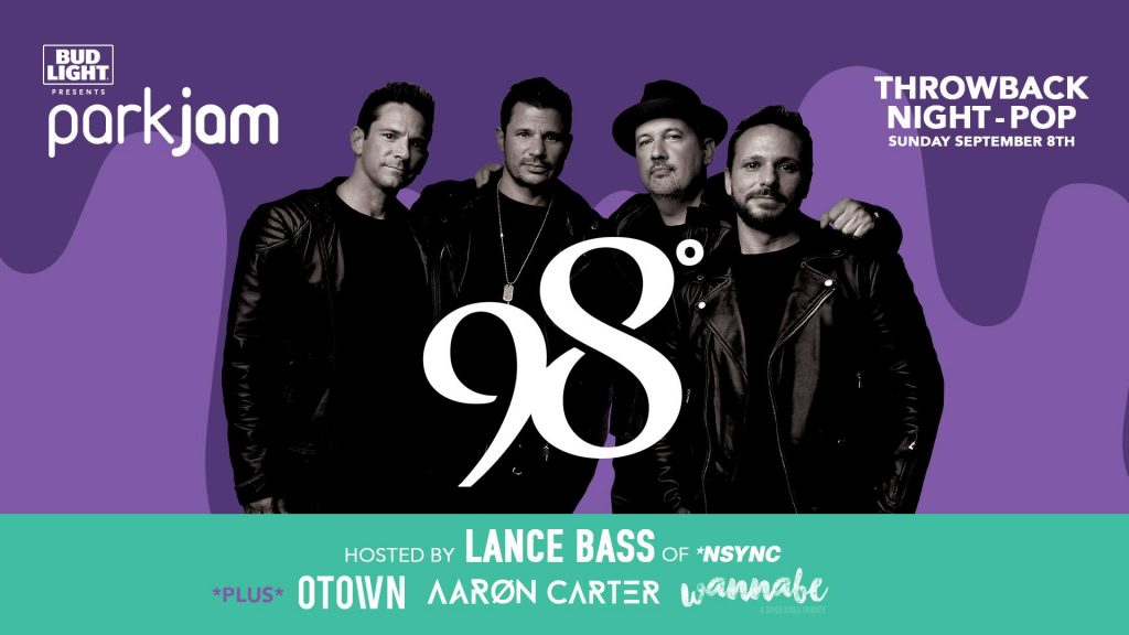 WIN Tickets to 98 Degrees! - Easy 101 3