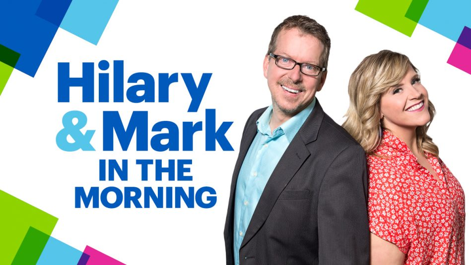 Hilary & Mark in the Morning!
